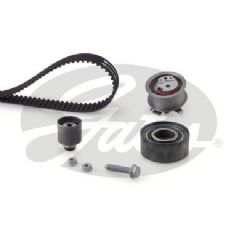 Timing belt kit 2.0 TDi AZV, BKD to Chassis No 1K-6-250000